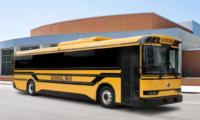 BYD supplying USA electric schoolbus