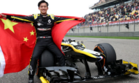 [F1] Chinese driver Guanyu Zhou to make Formula 1 practice debut with Alpine in Austria