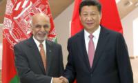 China & Afghanistan