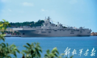 [2021] Chinese Navy Type 075 LHD amphibious assault ship