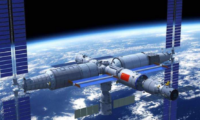 [Space Station] [2021] Chinese space station up & running