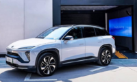 NIO battery swapping stations