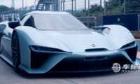 The NIO EP9 Is A 1341hp, 3 Million Dollar Thrill Ride