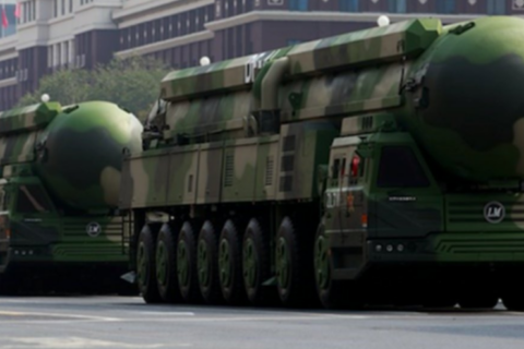 [Nuke Arsenal] Chinese nuclear weapons arsenal