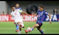 Japan 1-1 Spain | Japan VS Spain-2020 Olympics | Friendly