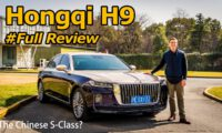 RedFlag Hongqi H9 – review