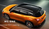 SAIC MG One SUV