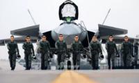 [J-20] J-20 Stealth Fighter 2021 New Images