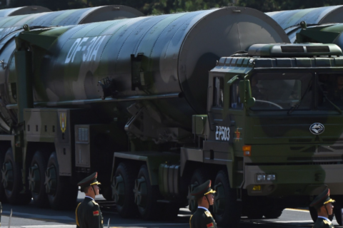 [Analysis] Good analysis of China expanding nuclear forces in 2021
