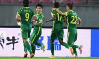 China Super League Beijing Guoan 4:2 Shanghai Shenhua