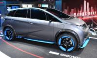 BYD EA1 All-Electric City Car ($15,000 – $19,000)