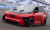 Weltmeister W6 electric race SUV 1.8 seconds to 100km/h