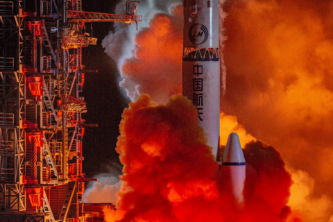 [Launch] Chinese rockets launch images