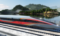 [2021.09] High Speed Trains in China