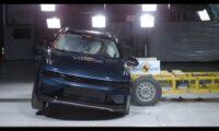 Euro-NCAP Crash test  Lynk & Co 01 – 5 STARS