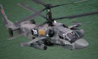 Ka-52K Katran for Chinese Navy Type 075 LDP