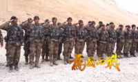 [Fight] China Soldiers