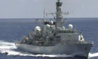 [2021.09.27] UK warship passing Taiwan Strait