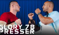 The Official GLORY 78 Press Conference