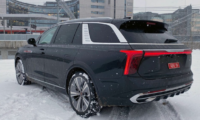 Hongqi E-HS9 Norway deliveries from Q4 2021