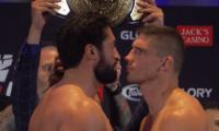 Rico Verhoeven vs Jamal Ben Saddik : Highlights 2021 – (205cm vs 196cm)