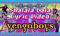 Vengaboys – Shalala Lala (Official Lyric Video)